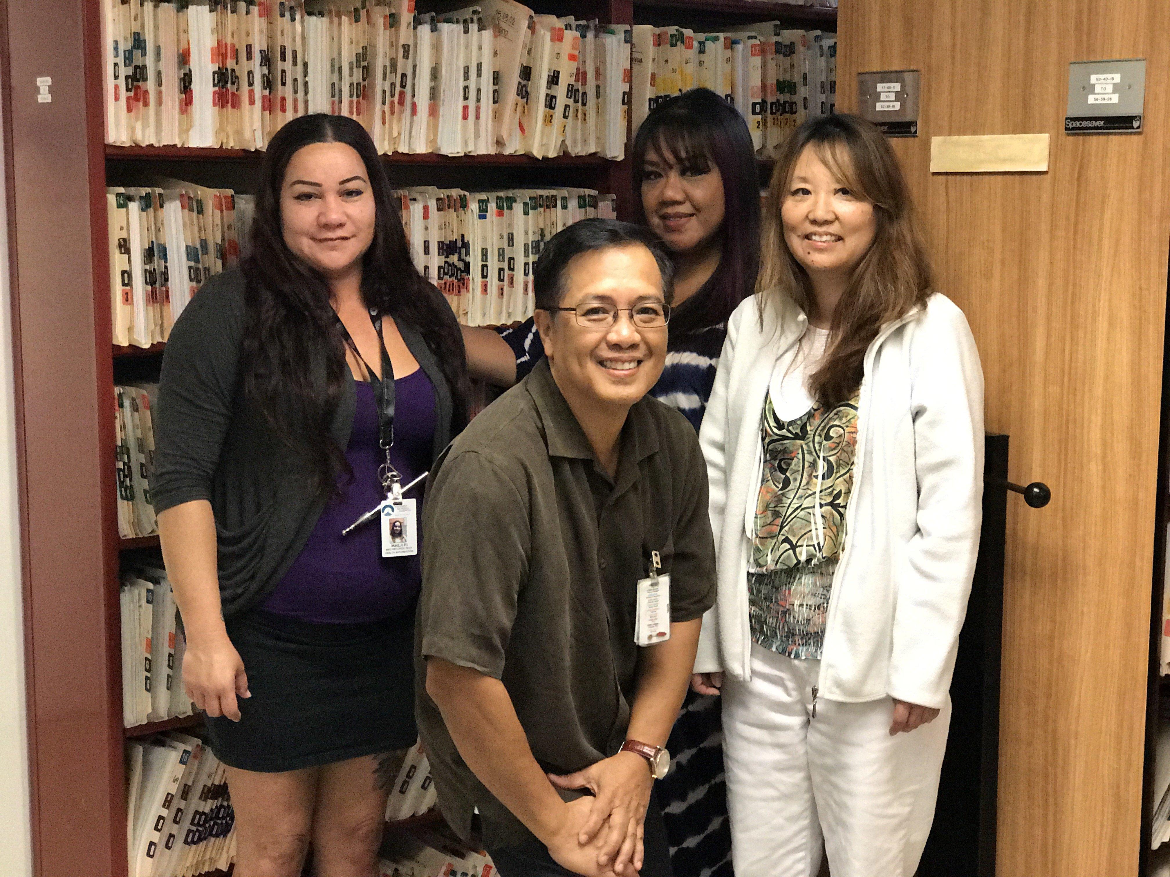 Medical Records Team